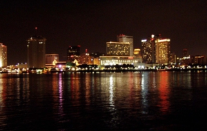 New Orleans Background