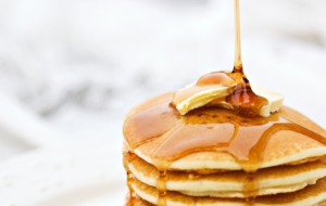 Pancakes Wallpaper