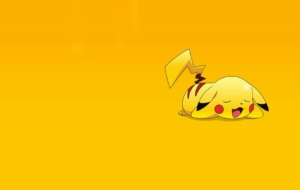 Pikachu Background