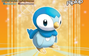 Piplup Widescreen