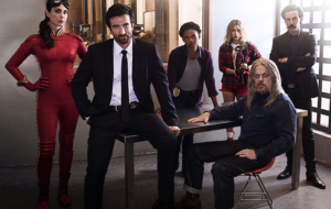 Powers TV Series High Quality Wallpapers