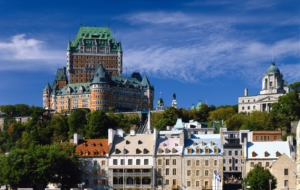 Quebec City Widescreen
