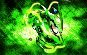 Rayquaza High Quality Wallpapers