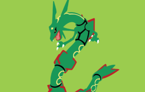 Rayquaza Pictures