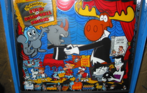 Rocky And Bullwinkle HD Background