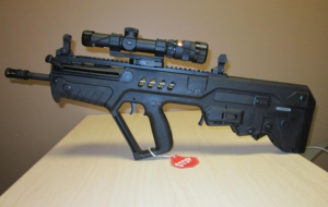 SAR 223 Rifle Pictures