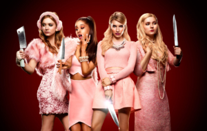 Scream Queens Wallpaper