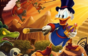 Scrooge McDuck Wallpapers