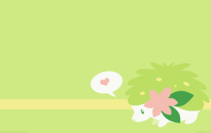 Shaymin High Definition Wallpapers