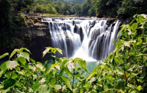 Shifen Waterfall Pictures