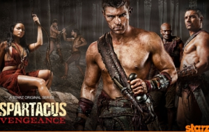 Spartacus TV Series Wallpaper