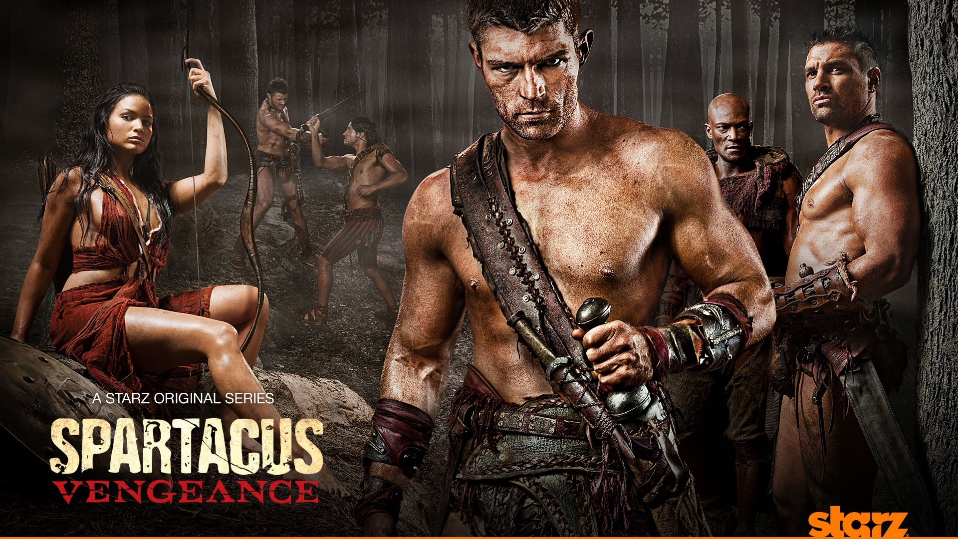 Spartacus TV Series
