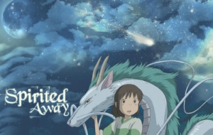 Spirited Away High Definition