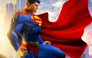 Superman Cartoon Wallpapers