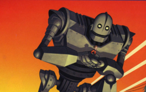 The Iron Giant Computer Wallpaper