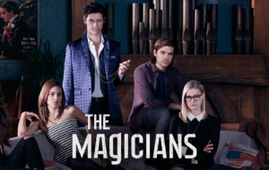 The Magicians Background