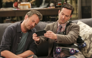 The Odd Couple TV Series Pictures