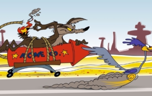 The Road Runner High Quality Wallpapers