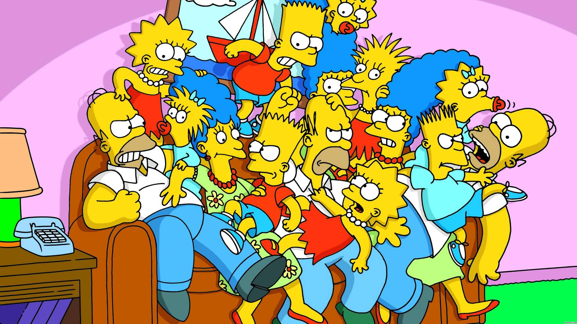 The Simpsons HD Wallpapers