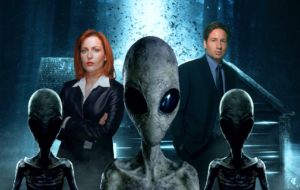 The X Files 2016 High Definition Wallpapers