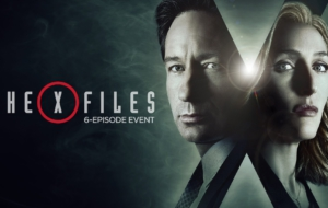 The X Files 2016 Wallpaper