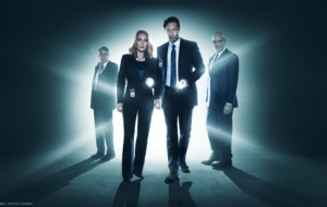 The X Files 2016 Full HD