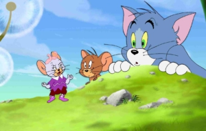 Tom & Jerry Widescreen
