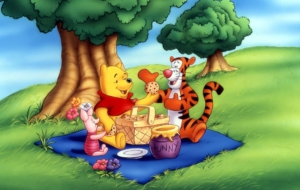 Winnie The Pooh High Quality Wallpapers