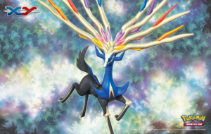 Xerneas HD Wallpaper