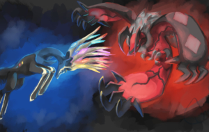 Yveltal High Quality Wallpapers