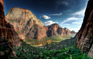 Zion National Park HD Wallpaper