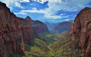 Zion National Park High Definition Wallpapers