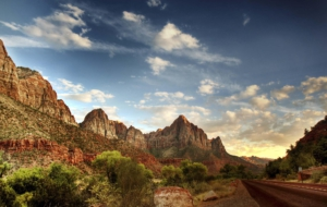 Zion National Park For Desktop