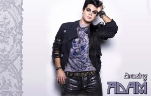 Adam Lambert Background