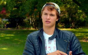 Ansel Elgort Images