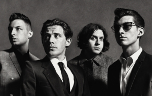 Arctic Monkeys Widescreen