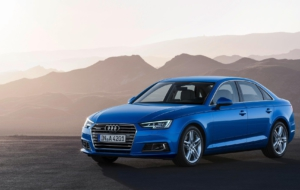 Audi A4 2017 Pictures