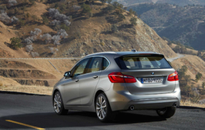 BMW 2 Series Active Tourer 2017 High Quality Wallpapers