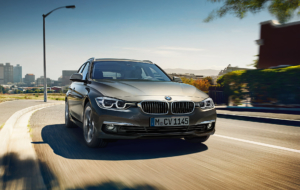 BMW 3 Series Touring 2017 Wallpapers