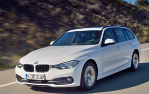 BMW 3 Series Touring 2017 Full HD