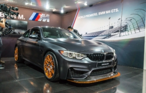 BMW M4 GTS 2017 Images