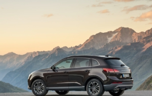 Borgward BX7 Suv Wallpapers