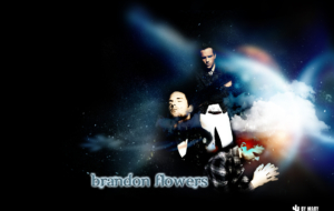 Brandon Flowers High Definition Wallpapers