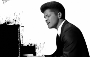 Bruno Mars Computer Wallpaper