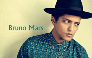 Bruno Mars HD Background