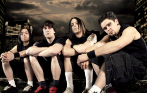 Bullet For My Valentine HD Background