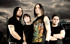 Bullet For My Valentine HD Wallpaper