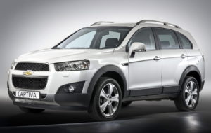 Chevrolet Captiva 2017 Widescreen