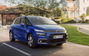 Citroen Aircross 2017 Pictures