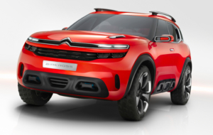 Citroen Aircross 2017 Wallpapers
